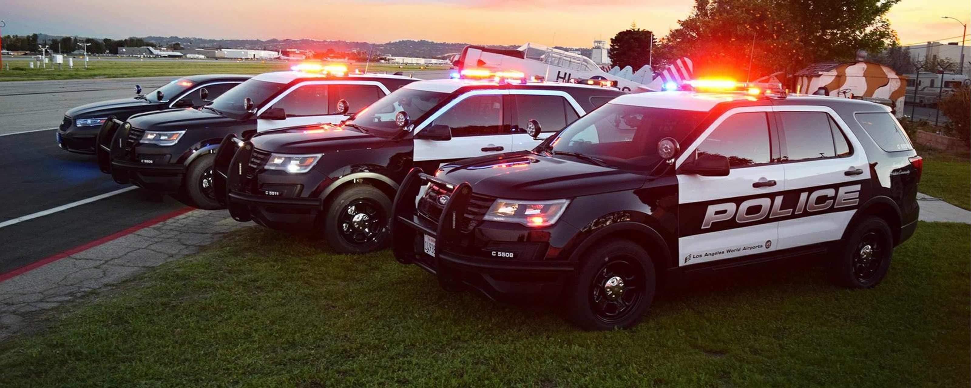 Patrol Cars